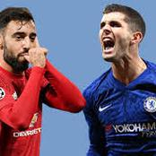 Chelsea Vs Man U: See The Two Things To Expect On Sunday