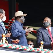 David Murathe, Raphael Tuju Delivers Good News To Raila, As Amos Kimunya Makes a Verdict On the BBI