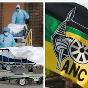 ANC Reveals Sh0cking Total Number Of Leaders Who DIED From Covid-19