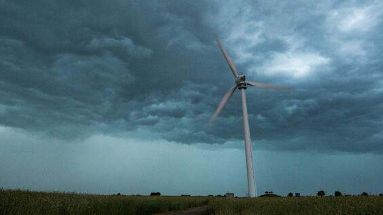 Gewitterfront trifft das ganze Land: Tornadogefahr in Teilen Deutschlands