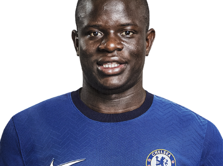 Meet Kante, One Of The Best Players For Premier League Club, Chelsea