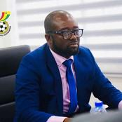 There's no place for nice football in the Guinness book of records - GFA President, Kurt Okraku