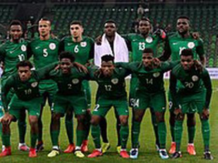 FIFA Ranking: Senegal takes the giant position as Nigeria drops again