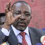 Linturi Makes Claims On ODM And Wiper During Live Interview On Citizen TV