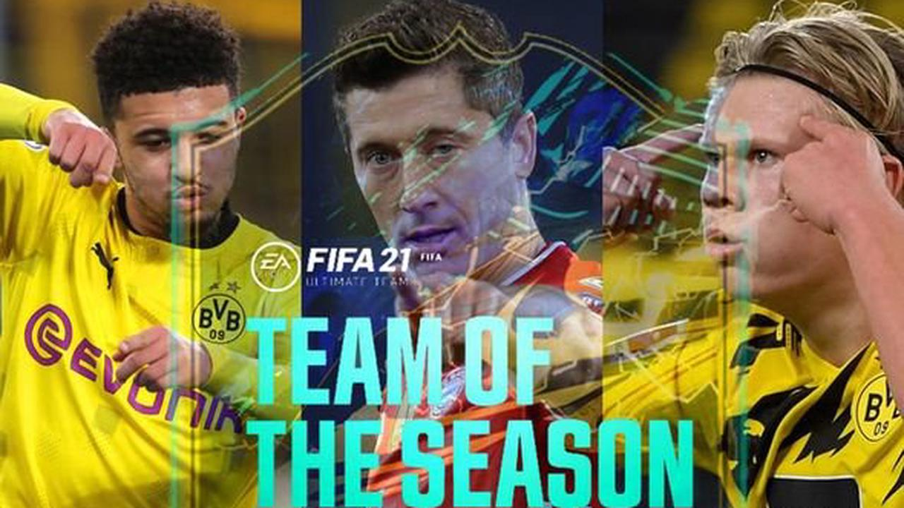 FIFA 21 TOTS Bundesliga release date, start time, Team of the Season card predictions