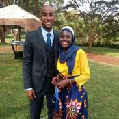 Meet Kenyan Female Journalist Whose Mum was Helped By Boni Khalwale When Giving Birth (Photos)
