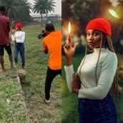 This Nigerian makes photography look easy