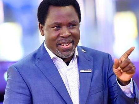 "Edo2020: ""God Has Revealed The Winner To Me."" – Prophet TB Joshua"