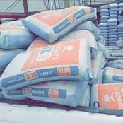 Should We be Worried? A Bag Of Cement Is No Longer N2550, See The New Price In Nigeria