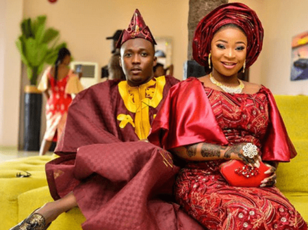 Check Out More Photos Of Wedding Ceremony Of Fuji Star, Pasuma's Daughter Oyindamola