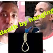 Mixed Reactions As Two Nigerian Men Were Sentenced To Death By Hanging In Ghana