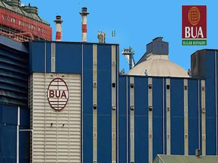 See Pictures Of $300M BUA Sugar Factory In Kwara That Is Nearing Completion.