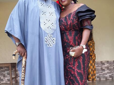 It's Ugezu J Ugezu's 15th Year In Marriage. See Photos Of His Wife Today