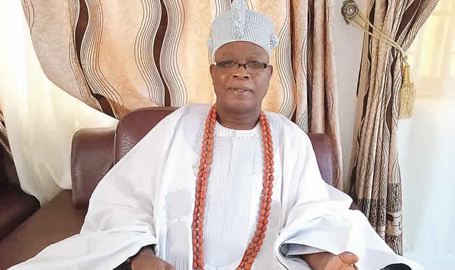 It's taboo to see my mother after becoming king –Oba Adewole