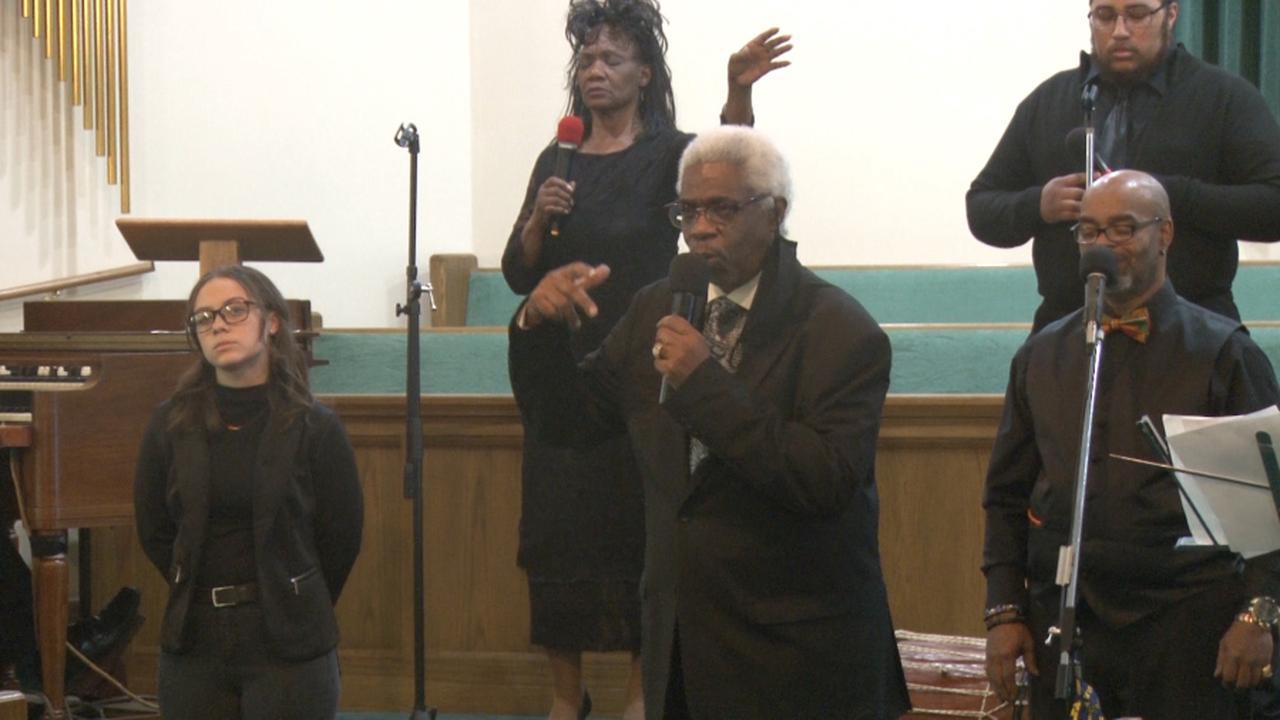 Mt. Zion Baptist Church holds virtual concert