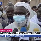 35 people Killed after 317 school Girls were Kidnapped by suspected Bandits in Zamfara State