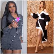 Chioma And Tacha Rocked These Stunning Outfits Nicely