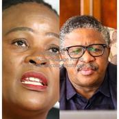 Anc vs Anc advocate Busisiwe Mkhwebane opened a case against minister of transport Fikile Mbalula.