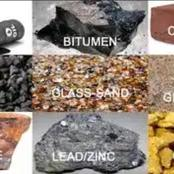 List Of Some Natural Resources And Their Location In Nigeria.