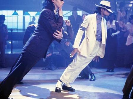 Check Out Pictures Of Some Of Michael Jackson's Crazy Dance Moves That Still Baffles Everyone.