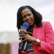Reactions As Kihika Shares Video Of Police Officer Caught On Camera Insulting Murkomen & Korir