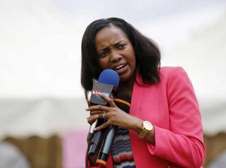 Reactions As Kihika Shares Video Of Police Officer Caught On Camera Insulting Murkomen & Korir