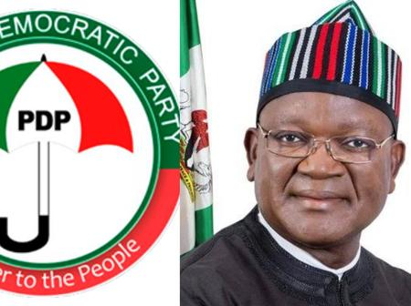 Today's Headlines: PDP Loses Another Prominent Member To APC, Gov. Ortom Encourage PDP Leaders