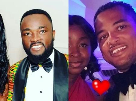See top Ghanaian celebrities that married ladies older than them (photos)