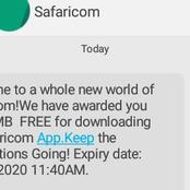 """""""Have You Received MySafaricom 500MBs?""""- Use This 'Hakon' Trick To Get More 10X Using The Same Phone"""