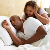 Snoring May Be A Sign Of Serious Health Condition - Do The Following To Stop Snoring