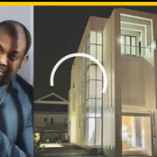 Davido, Macaroni, Zlatan And Others React As Don Jazzy Shared Photos Of His New Mansion [See Photos]