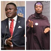 After lady complained of the signboards she saw about Ben Ayade, See Aisha's advise to Ben Ayade