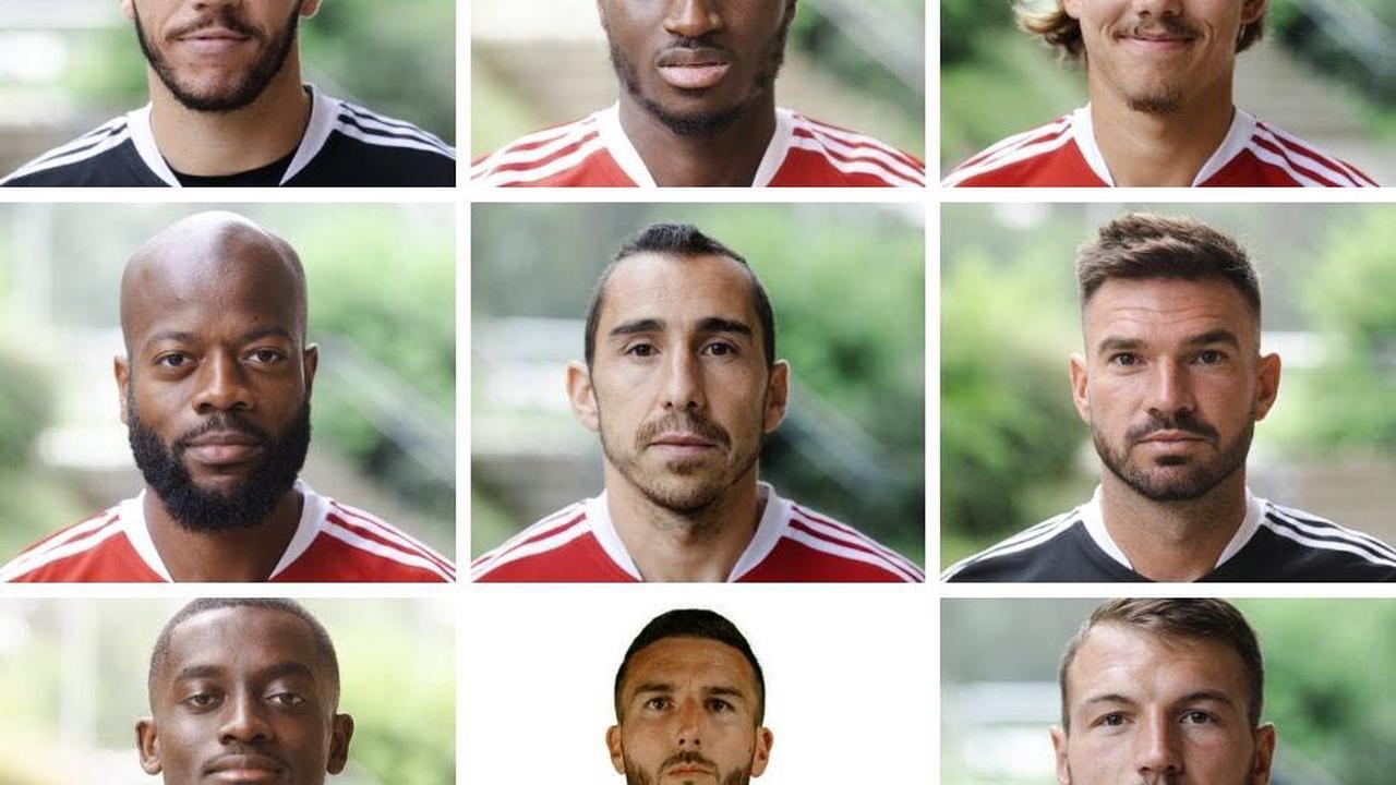 Football National : découvrez le visage du FC Annecy version 2021-2022