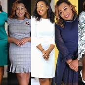 Hilarious Reactions As Betty Kyallo Introduces Dresses From Her Closet Costing 7-8k