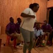 (Video) Watch Raila's Daughter Dancing to Traditional Music at Night as She Celebrates Her Birthday