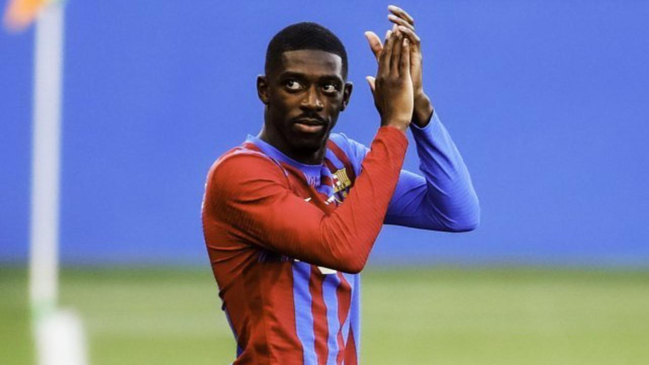 United kontaktiert Dembélé