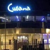 Man Arrested for Clubbing In Cubana Club Narrates His Experience
