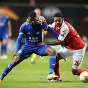 Mikel and Ndidi react to Iheanacho's statement after guiding Leicester City to UEL knockout stage