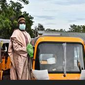 See why Keke Riders staged a protest in Bauchi state