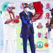 'My Love For Surveying Made Me Got My First Degree In It' Says Governor Babajide Sanwo-Olu