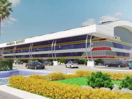 How Anambra airport will look like after completion