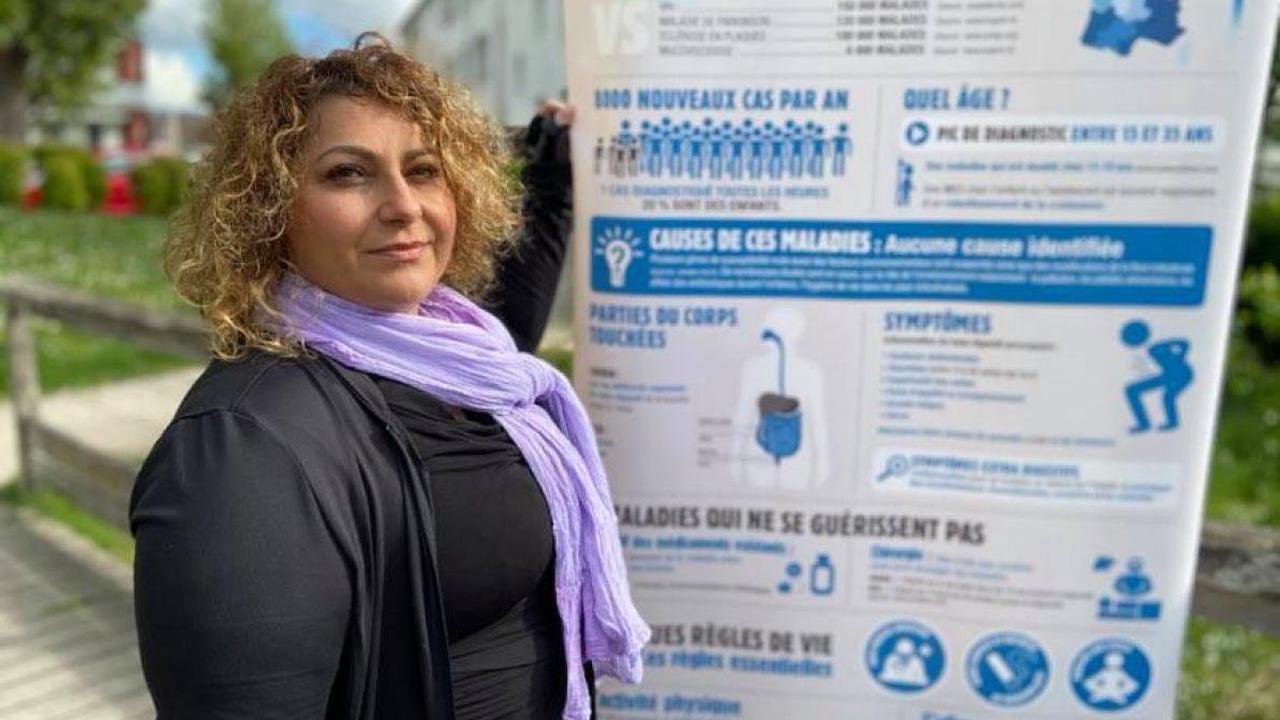 Au CHU de Reims, vivre avec une maladie intestinale, ça s'apprend