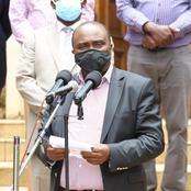 Bars, Matatus and Churches Lead in the Spread of Coronavirus in Uasin Gishu -Daniel Chemno