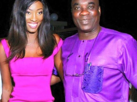 When I count my blessings, I count you Twice, Dami Marshal Celebrates Kwam 1 at 64