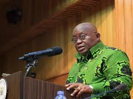 Akufo-Addo Is Indeed A Leader. See What He Has Done