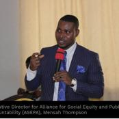 UG Lecturers Behind 'Fake Polls' Admits It Was Not Sanctioned By The University- Mensah Thomson