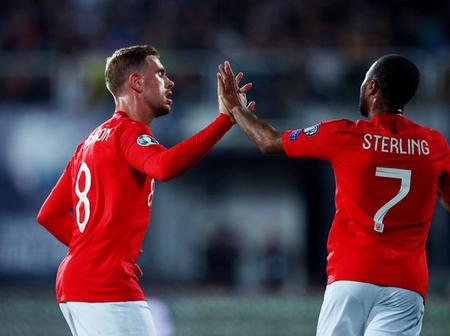 Jordan Henderson and Raheem Sterling withdrawn from England after injury