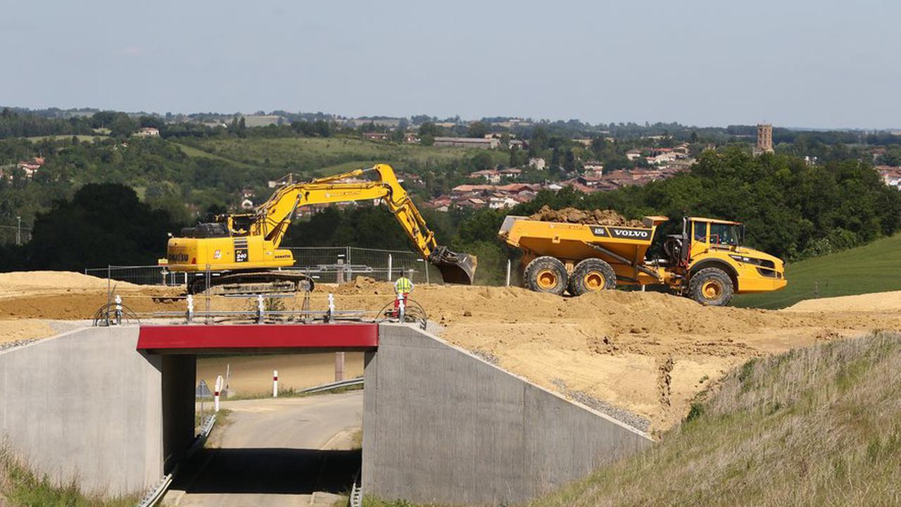 Axe Toulouse-Auch : le projet de doublement des voies entre dans sa dernière ligne droite