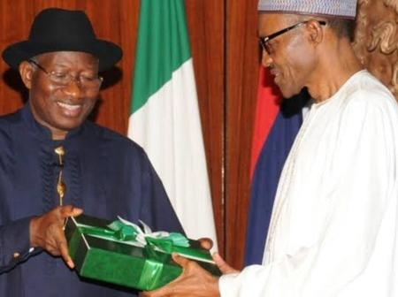 If these speculations are true, Then ex-president Jonathan is about to lose a lot of people respect.