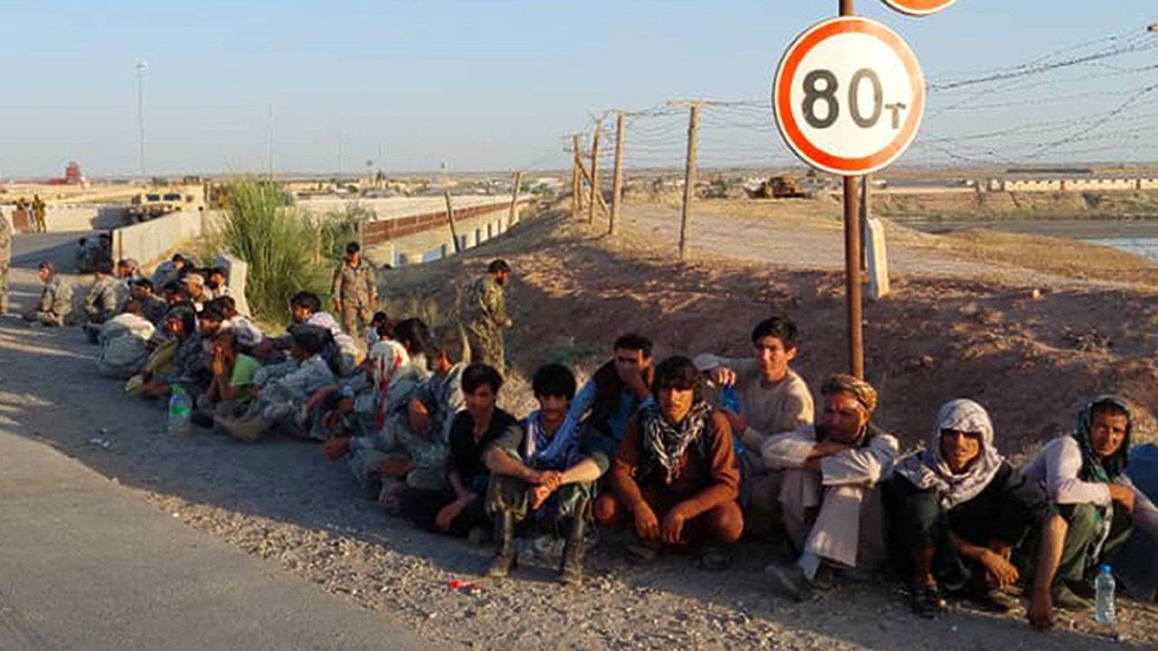 Tadschikistans Furcht wegen des Kriegs in Afghanistan